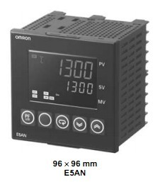 OMRON Basic-type Digital Temperature Controller E5AN-C3ML-500-N AC100-240