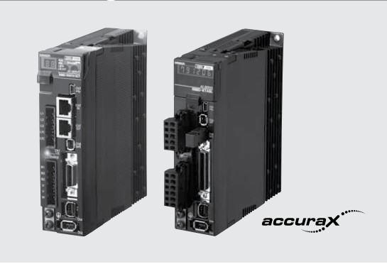 Accurax G Series on Omron Industrial Automation